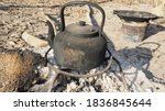 Old Fashioned Charcoal Kettles  ...