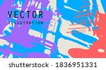 artistic creative universal...   Shutterstock .eps vector #1836951331