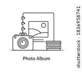 Photo Album Icon  Wedding Album ...