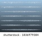 blue new year confetti dust... | Shutterstock .eps vector #1836979384