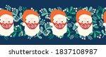 Christmas Border Coronavirus...
