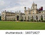 The New Court St John's Colleg...