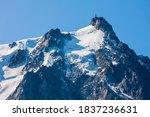 Aiguille Du Midi Is A 3842 M...
