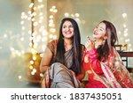 Beautiful Indian Women In...
