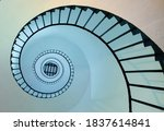 Spiral Steps To The Top