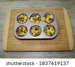 Egg Muffins Inside Muffin Tins...