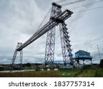 The Newporttransporter Bridge...