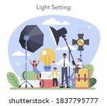 photography school course.... | Shutterstock .eps vector #1837795777