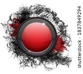 vector modern cover template....   Shutterstock .eps vector #1837849294