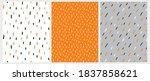 simple geometric vector... | Shutterstock .eps vector #1837858621