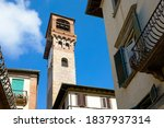 Lucca  Italy   Wiew Of The...