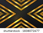 background with black gold...   Shutterstock .eps vector #1838072677