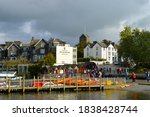 Bowness On Windermere  Cumbria...