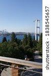 İstanbul Bosphorus bridge landspace İstanbul/Turkey