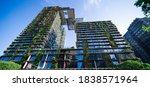 Apartment Block In Sydney Nsw...