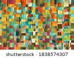 colors abstract texture or... | Shutterstock . vector #1838574307