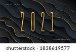 2021 new year illustration....   Shutterstock .eps vector #1838619577