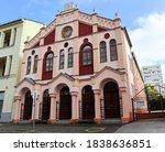 Synagogue In Debrecen City ...