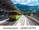 Wengen  Switzerland   July 14 ...