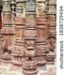 Stone Relief Carvings Of Pilla...