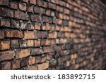Brick Wall Background Texture...
