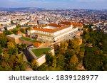 Medieval Castle Of Spilberkon....