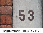 The Number 53 Fifty Three...