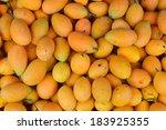 Marian Plum And Plum Mango Or...