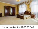 Bedroom Classicism Interior
