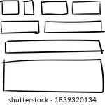hand drawn sketchy comic strip...   Shutterstock .eps vector #1839320134