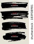 detail marker paint texture | Shutterstock .eps vector #183938981