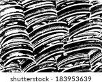 free style black white artwork...