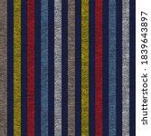 seamless navy  stripes pattern... | Shutterstock .eps vector #1839643897