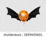 halloween party  background... | Shutterstock .eps vector #1839645601