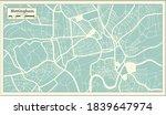 nottingham great britain ... | Shutterstock .eps vector #1839647974