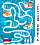 help drivers find their way to... | Shutterstock . vector #1839654967