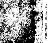 grunge background black and... | Shutterstock .eps vector #1839670117
