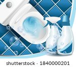 realistic templates package for ...   Shutterstock .eps vector #1840000201