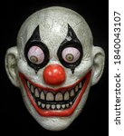 Googly Eye Clown Isolated...
