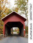Roddy Road Covered Bridge In...