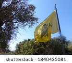 Byzantine Yellow Flag To Naxos...