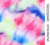 tie dye backdrop. trendy... | Shutterstock . vector #1840523281