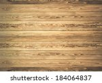 background of an old natural... | Shutterstock . vector #184064837