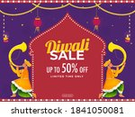Up To 50  Off For Diwali Sale...
