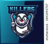 Panda Killers Creepy Esport An...