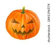 vector illustrations halloween... | Shutterstock .eps vector #1841196574