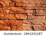 . A Natural Stone Covered With...
