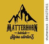Matterhorn Bobsleds Alpine...