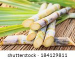 close up sugarcane | Shutterstock . vector #184129811
