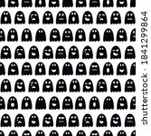 seamless pattern with various... | Shutterstock .eps vector #1841299864